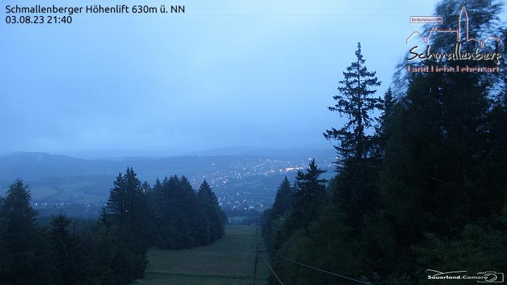 Skigebiet Schmallenberger Höhe - Webcam 1